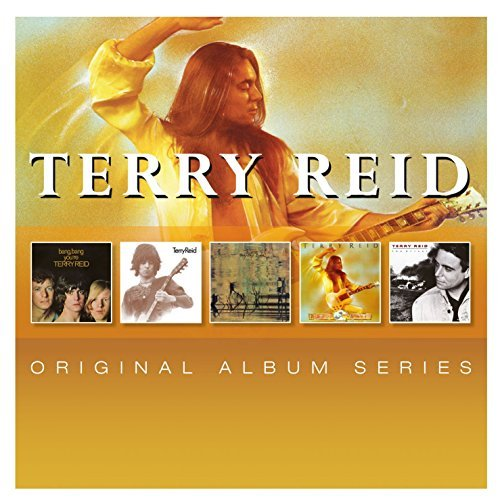 Terry Reid Original Album Series Import Gbr 5 CD
