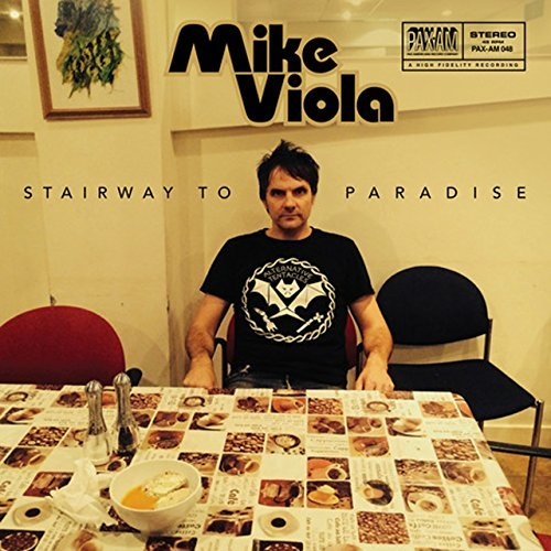Mike Viola Stairway To Paradise Limited To 150