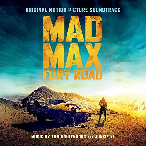 Mad Max Fury Road Soundtrack Tom Holkenborg Soundtrack