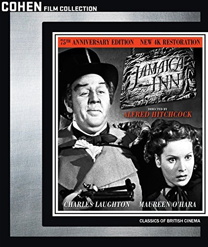Jamaica Inn O'hara Laughton Blu Ray Nr