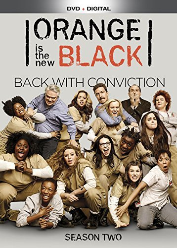 Orange Is The New Black Season 2 DVD