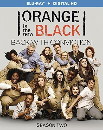 Orange Is The New Black Season 2 Blu Ray