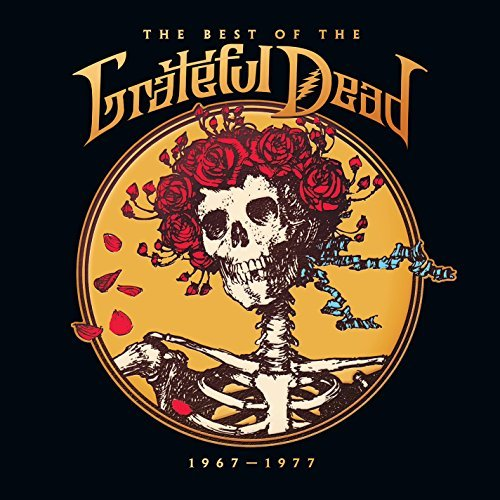 Grateful Dead Best Of The Grateful Dead 1967 1977 2 Lp