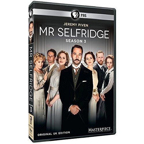 Mr. Selfridge Season 3 DVD