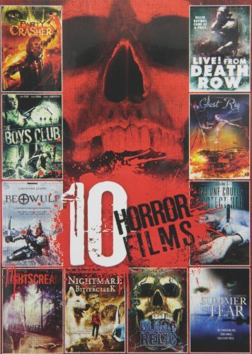 Vol. 5 10 Film Horror Collecti 10 Film Horror Collection Nr 2 DVD