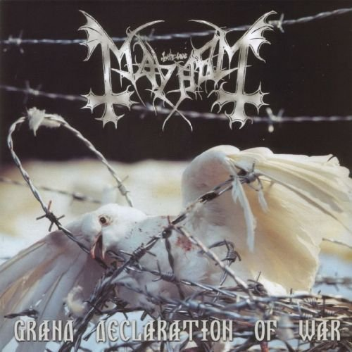 Mayhem Grand Declaration Of War 2 Lp