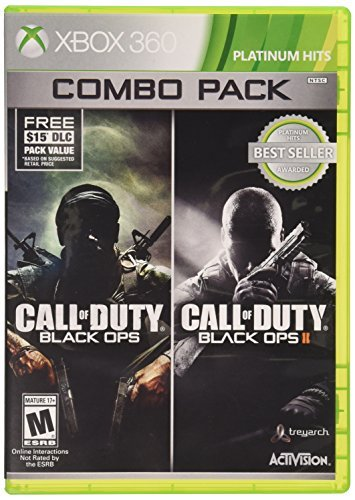 Xbox 360 Call Of Duty Black Ops Combo Pack Call Of Duty Black Ops Combo Pack