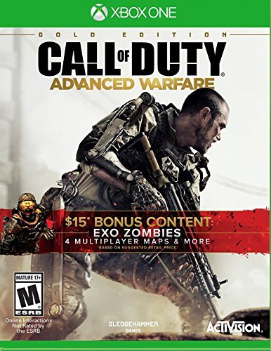 Xbox One Call Of Duty Advanced Warfare Gold Edition Call Of Duty Advanced Warfare Gold Edition