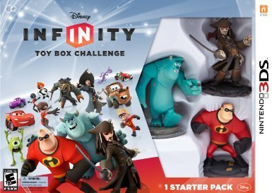 Nin3ds Disney Infinity Toy Box Challenge Disney Infinity Toy Box Challenge