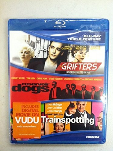 The Grifters Reservoir Dogs Trainspotting Triple Feature