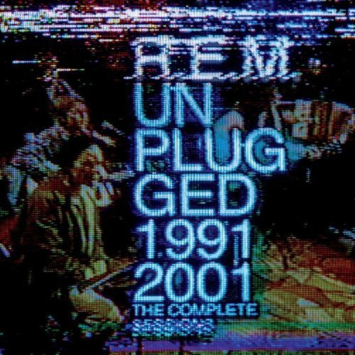 R.E.M. Unplugged The Complete 1991 And 2001 Sessions 4lp Rsd Exclusive