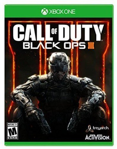Xbox One Call Of Duty Black Ops 3 Call Of Duty Black Ops 3