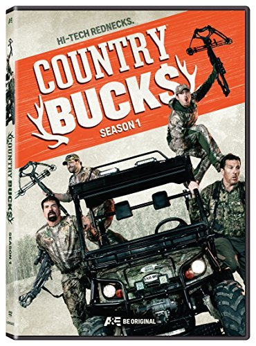 Country Bucks Season 1 DVD Nr