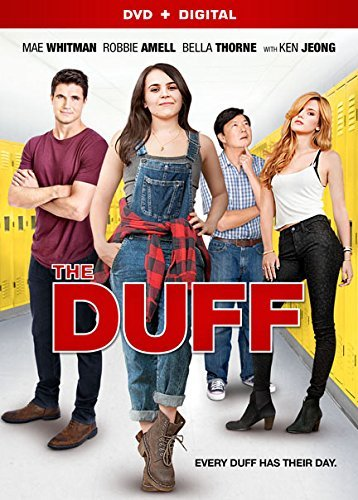 The Duff Whitman Amell Thorne Jeong DVD Dc Pg13