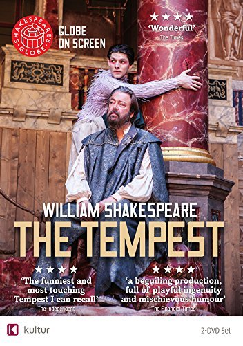 Tempest Shakespeare's Globe Theatre On Screen