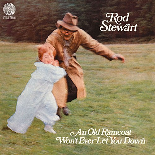 Rod Stewart An Old Raincoat Won't Ever Let