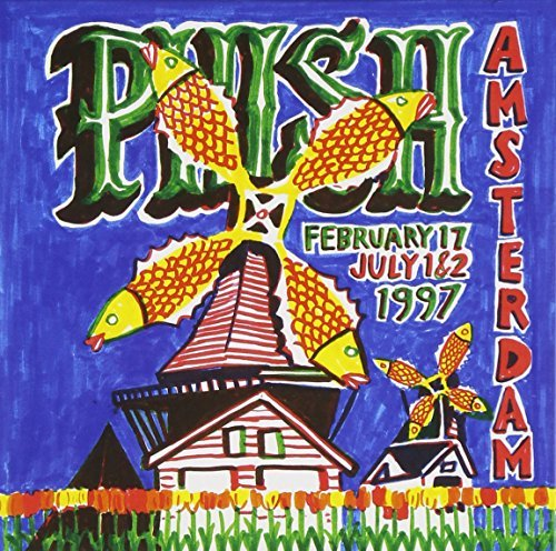 Phish Amsterdam 8 CD Set Amsterdam