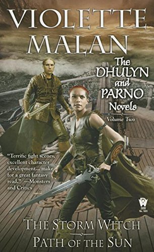 Violette Malan The Dhulyn And Parno Novels Volume Two