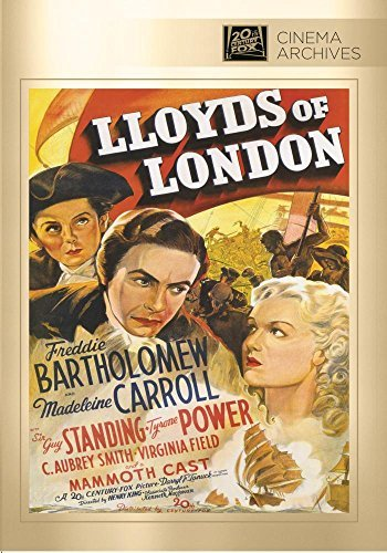Lloyd's Of London Lloyd's Of London DVD Mod This Item Is Made On Demand Could Take 2 3 Weeks For Delivery