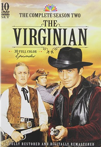 Virginian Season 2 DVD