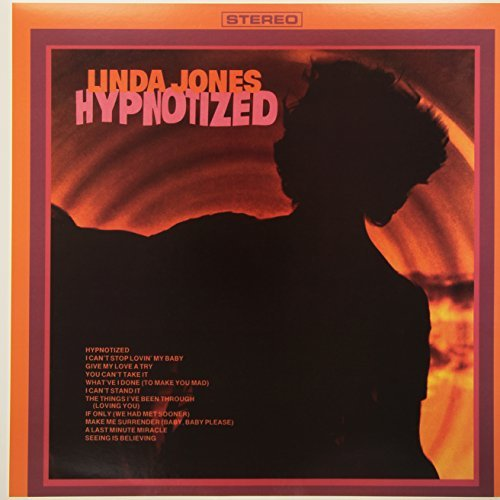 Linda Jones Hypnotized Import Gbr Hypnotized