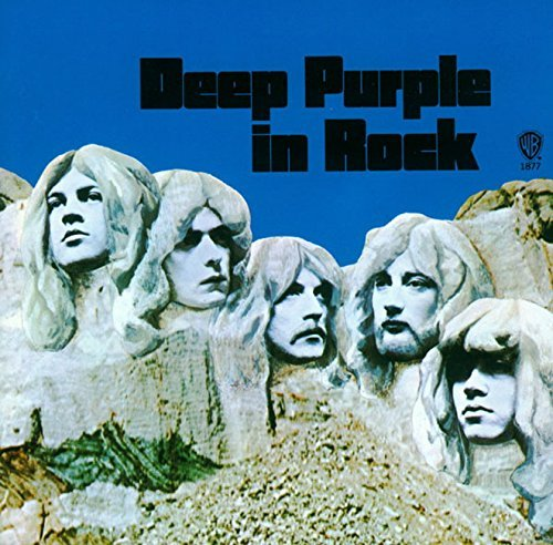 Deep Purple Deep Purple In Rock Import Jpn