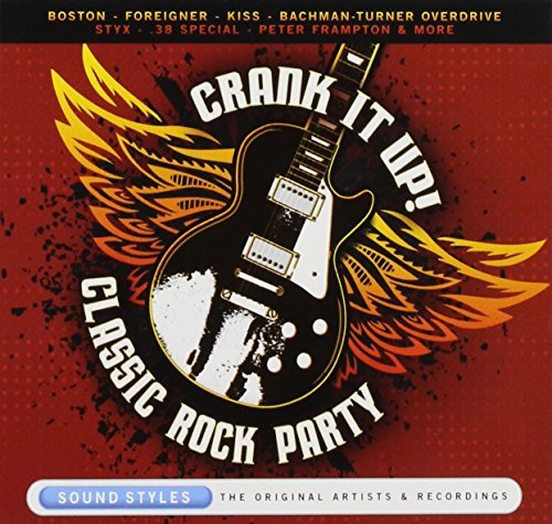 Crank It Up Classic Rock Par Crank It Up Classic Rock Par