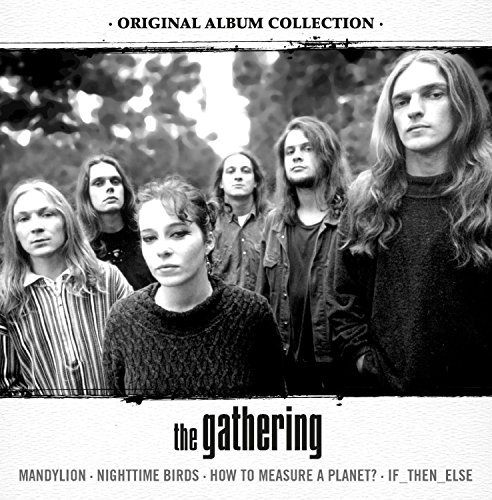 Gathering Original Album Collection Import Gbr 5 CD