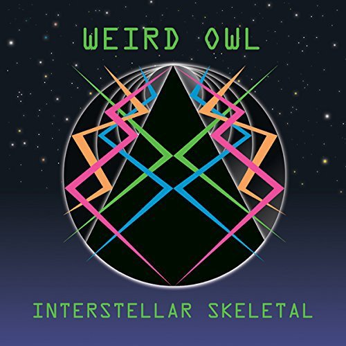 Weird Owl Interstellar Skeletal Interstellar Skeletal