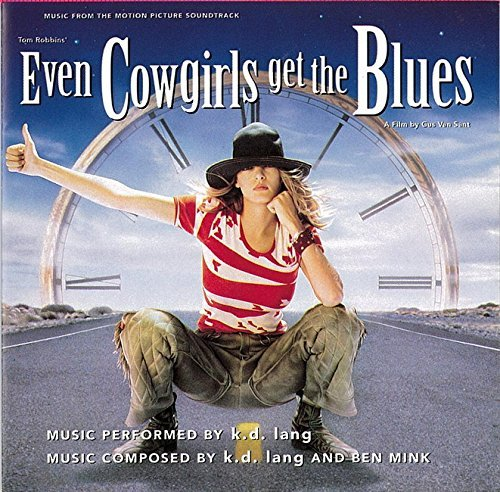 K.D. Lang Even Cowgirls Get The Blues Import Jpn