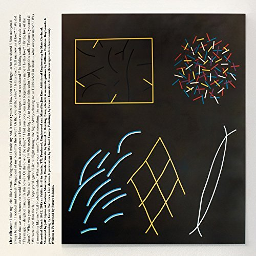 Future Islands Chase Limited Edition Of 2 700 Worldwide. Each Hand Numbered. Chase
