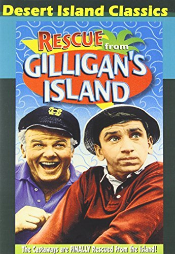 Rescue From Gilligan's Island Denver Hale DVD Mod This Item Is Made On Demand Could Take 2 3 Weeks For Delivery