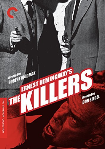Killers (1946) Lancaster Gardner DVD Nr Criterion Collection