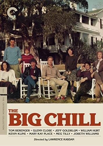Big Chill Hurt Williams Goldblum DVD R Criterion Collection