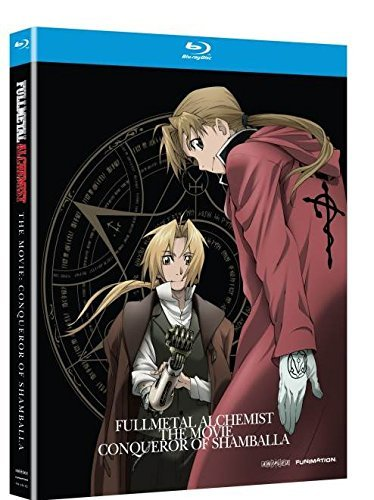 Fullmetal Alchemist The Movie Fullmetal Alchemist The Movie Blu Ray Nr