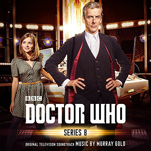 Murray Gold Doctor Who Series 8 Tv O.S.