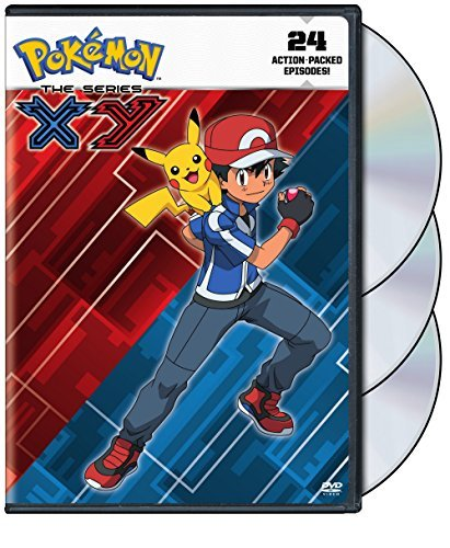 Pokemon The Series Xy Set 1 Set 1