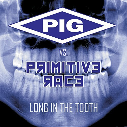 Pig Vs. Primitive Race Long In The Tooth