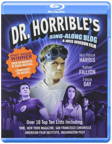 Dr. Horribles Sing Along Blog Dr. Horribles Sing Along Blog Ws Blu Ray Nr Incl. Comic Book