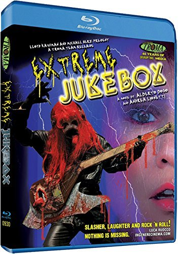 Extreme Jukebox Extreme Jukebox Blu Ray Nr