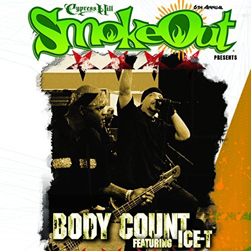 Body Count Smoke Out Live Import Eu