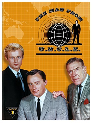 Man From U.N.C.L.E Season 1 DVD