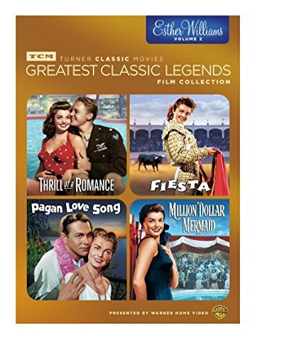 Tcm Greatest Classic Films Legends Esther Williams Volume 2 DVD