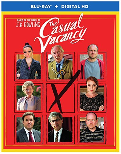 Casual Vacancy Casual Vacancy Blu Ray Nr