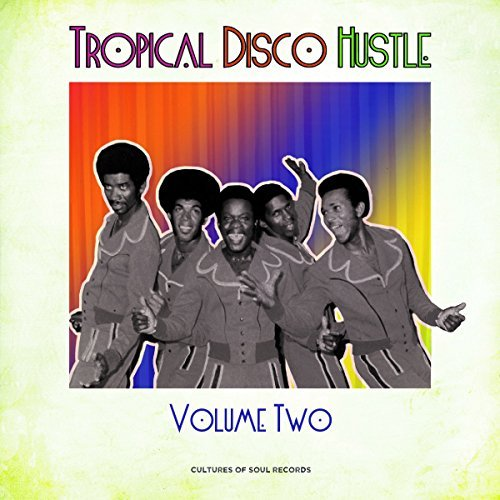 Various Artist Tropical Disco Hustle 2