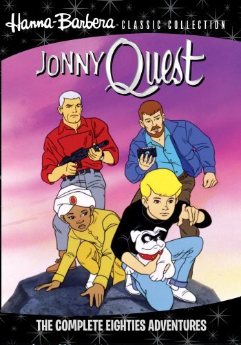 Jonny Quest Complete Eighties Jonny Quest Complete Eighties Made On Demand