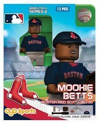 Oyo Mookie Betts Boston Red Sox Gen 4