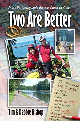 Tim Bishop Two Are Better Midlife Newlyweds Bicycle Coast To Coast