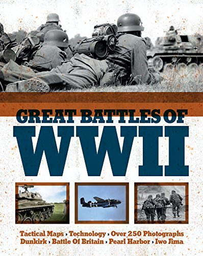 Parragon Great Battles Of Wwii
