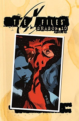 Joe Harris X Files Season 10 Volume 5